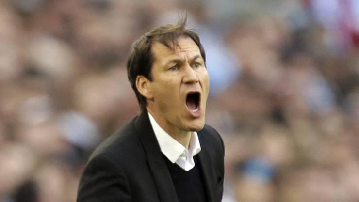 Keine Zukunft in Marseille: Trainer Rudi Garcia hört Ende Saison auf