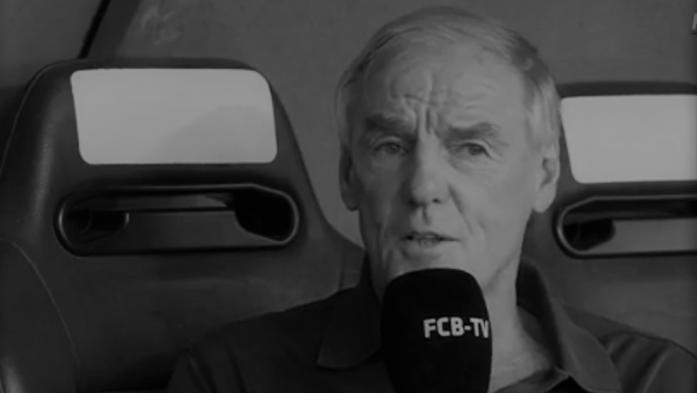 Noch im August setzte sich Peter Ramseier auf die Bank des FCB und sprach in einem Talk des klubeigenen TVs.