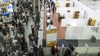 155'000 besuchten SwissSkills in Bern