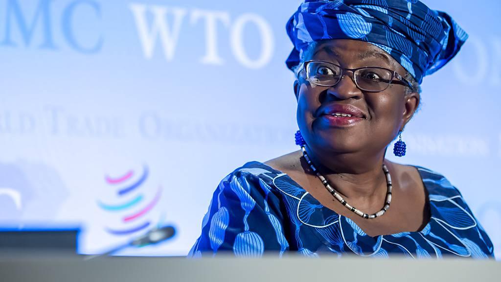 Ärmel hoch: Okonjo-Iweala will frischen Wind in die WTO bringen