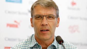 Kandidat Nummer 1: Wird der Deutsche Peter Knäbel zum Nachfolger von Fredy Bickel erkoren?