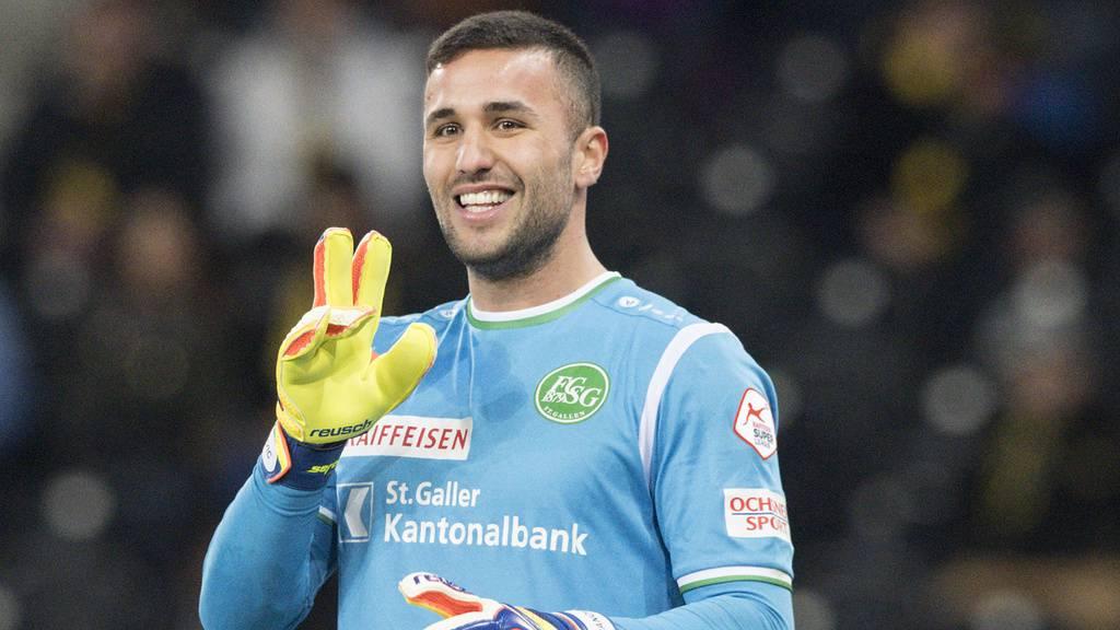 Jetzt fix: Stojanović verlässt den FCSG