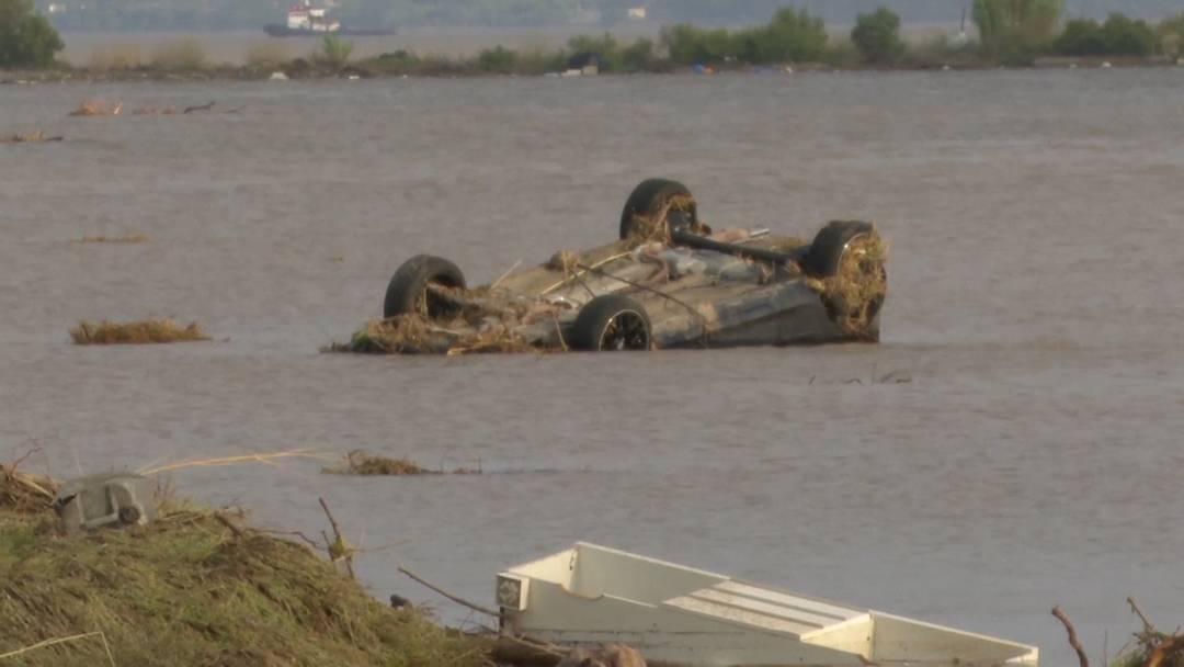 Mindestens sieben Tote bei Überschwemmungen in Griechenland