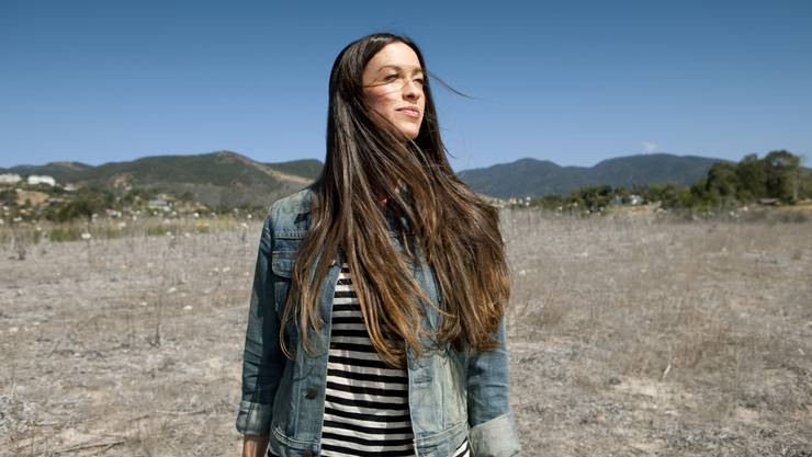 Die gebürtige Kanadierin Alanis Morissette lebt heute in Kalifornien.