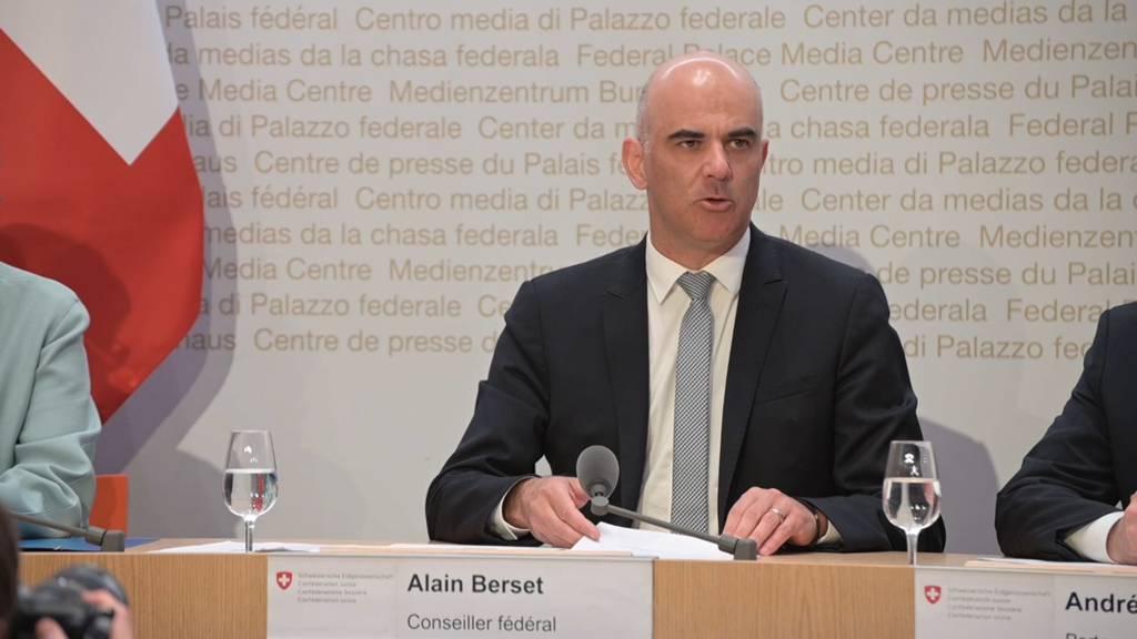 Bundesrat verbietet Grossveranstaltungen