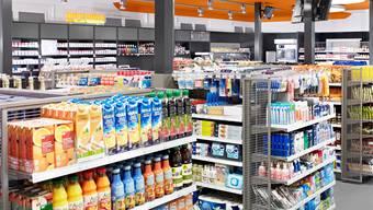 Auch der neue Migrolino-Shop will mit einem reichhaltigen Angebot überzeugen.