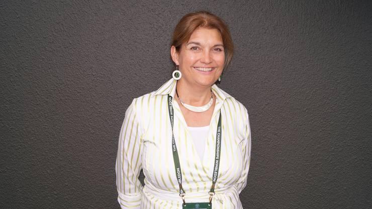 Hat immer ein offenes Ohr für die Spielerinnen: Kathy Martin.