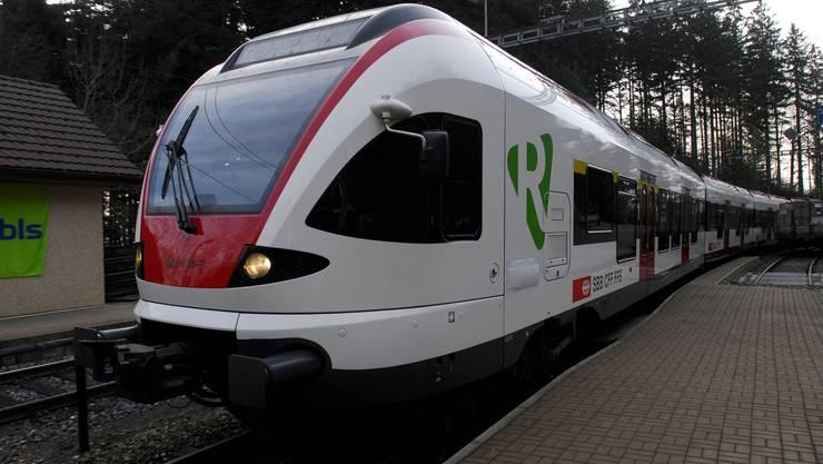 Der S-Bahn-Typ Flirt soll ersetzt werden. (Symbolbild).