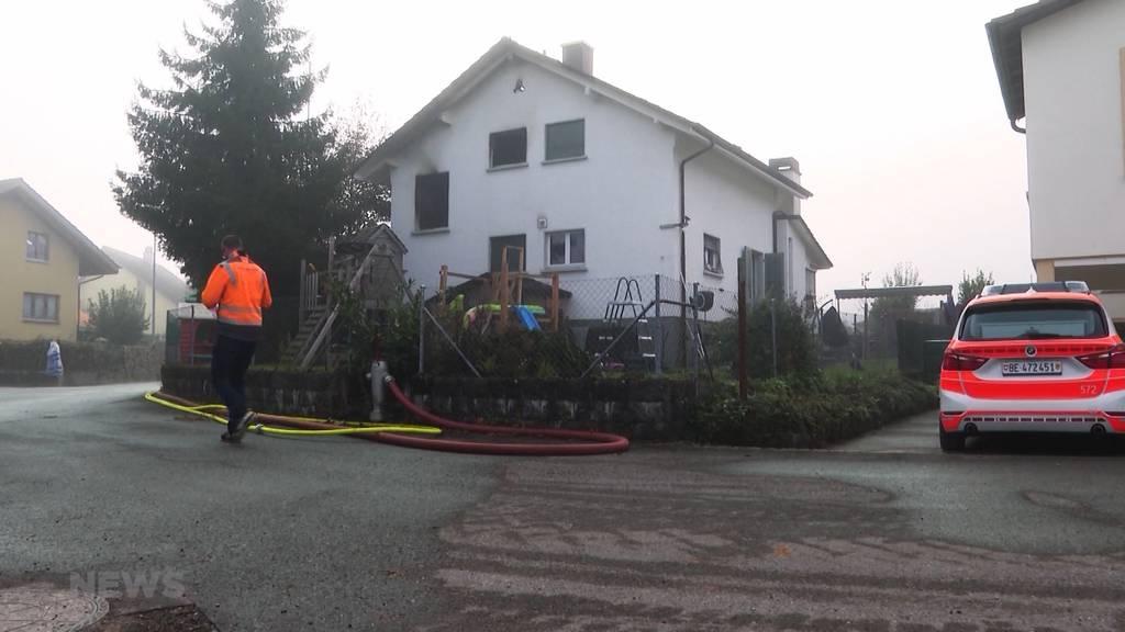 Drama im Seeland: Zwei Kinder sterben bei Wohnungsbrand in Leuzigen