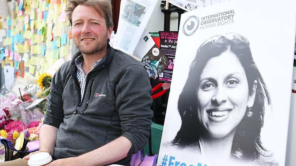 Anwalt: Britin im Iran muss weiterhin in Haft bleiben