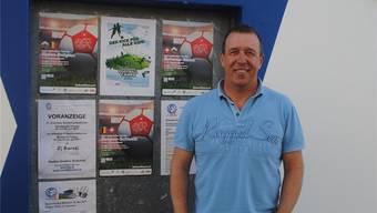 FCG 15-Sportchef Thomas Reinhart freut sich auf das Internationale Turnier.