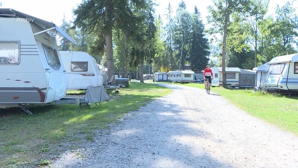 Grossrat setzt sich für den Campingplatz Gampelen ein