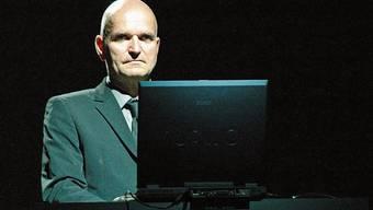 Kraftwerk-Gründer Florian Schneider-Esleben.