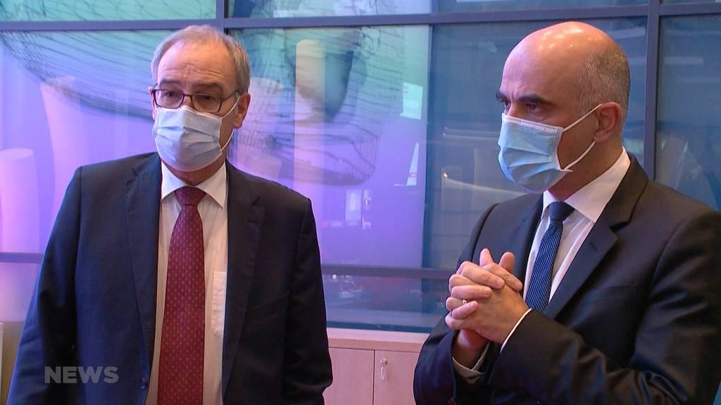 Bundesrat will Corona-Lockerungen für Private, Sport, Kultur und Gastronomie