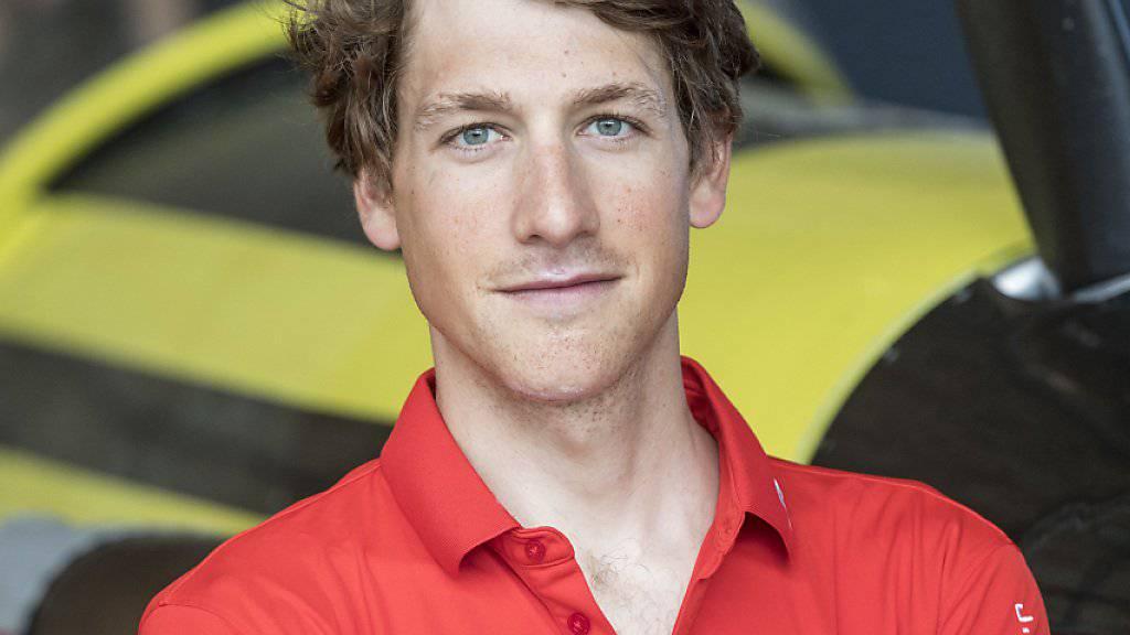 Will an der Tour de Suisse wieder voll angreifen: Stefan Küng