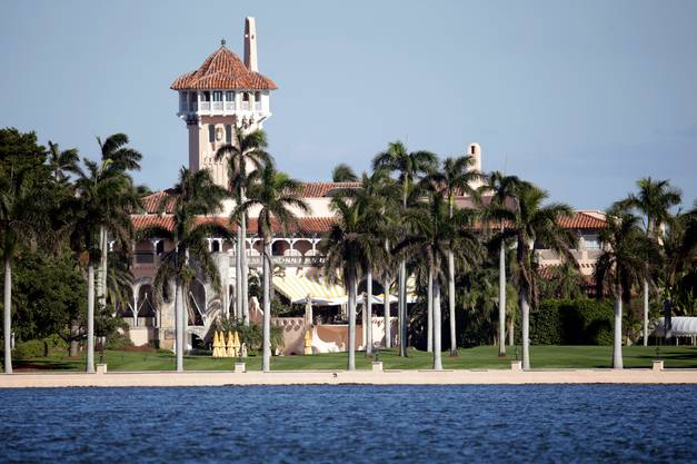 Trumps luxuriöses Anwesen in Florida, Mar-a-Lago.