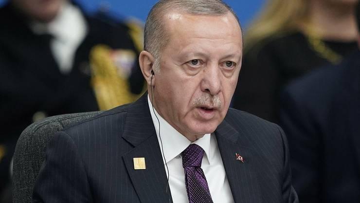 Der türkische Staatspräsident Recep Tayyip Erdogan kommt in die Schweiz.