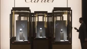 Der Chefposten bei Cartier ist der bestbezahlte in der Richemont-Gruppe: Cyrill Vigneron bezieht für das abgelaufene Geschäftsjahr ein Salär von 6 Millionen Franken. (Archiv)