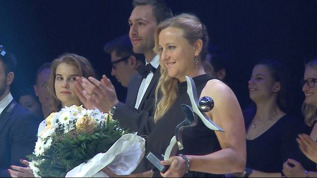 Kathrin Stirnemann ist Aargauer Sportlerin des Jahres