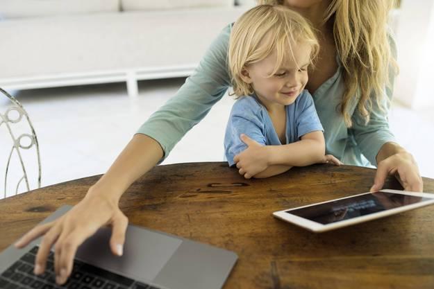 Für die Eltern von kleinen Kindern waren die letzten Wochen besonders anstrengend.