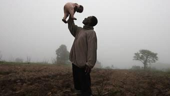Beinahe 70 Prozent der Aids-Kranken leben südlich der Sahara (Symbolbild)