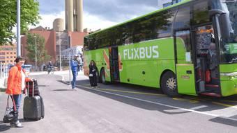 Sollte Flixbus tatsächlich bei illegalen Transporten erwischt werden, droht ein Strafverfahren. (Archiv)