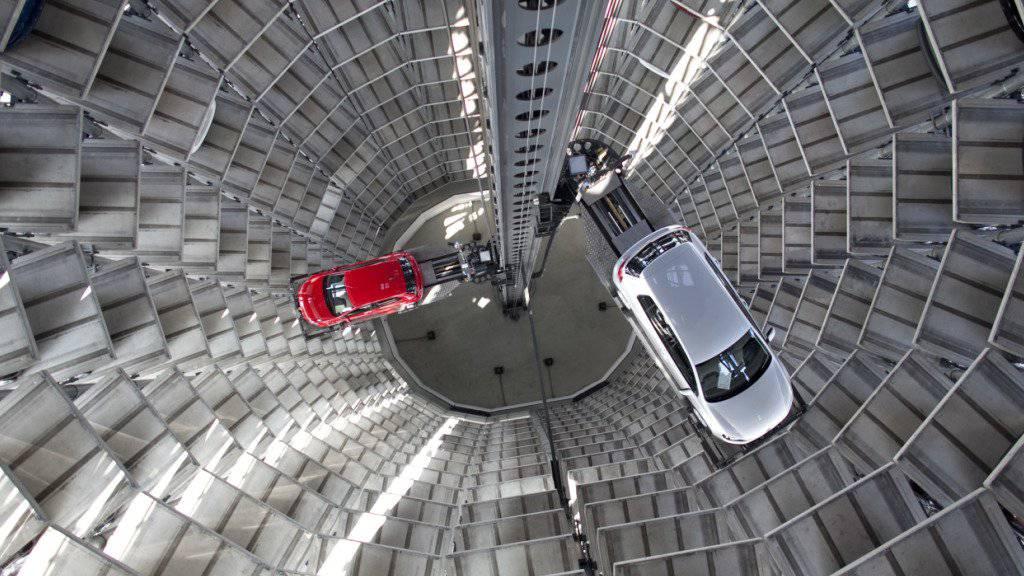 Die deutsche Wirtschaft hat vor allem wegen der Autoindustrie zum Jahresende 2018 einen Gang zurückgeschaltet, ist jedoch einer Rezession entgangen. (Themenbild)