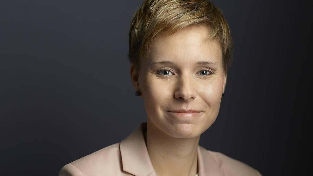 Ladina Heimgartner wird Chefin der Blick-Gruppe