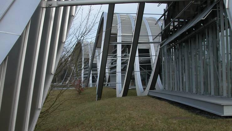 Internationales Aushängeschild der Berner Kultur: Zentrum Paul Klee.