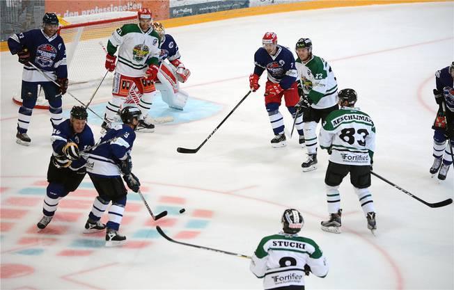 Das Team Koleff Switzerland setzte sich im Plauschmatch gegen das Team Koleff Canada mit 7:5 durch.
