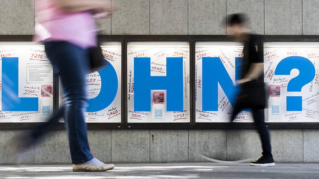Löhne fürs Schaffhauser Kantonspersonal kommen auf den Prüfstand