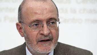 FDP-Präsident Fulvio Pelli schlägt neue Töne an (Archiv)