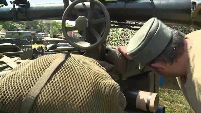 Internationales Militärfahrzeugtreffen
