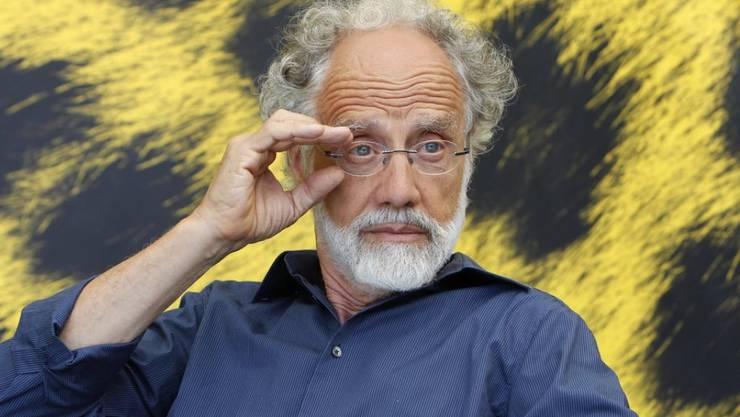 """Markus Imhoofs Dokumentarfilm """"More Than Honey"""" sorgte 2012 weltweit für Aufsehen. Der Film wurde - wie zahlreiche Schweizer Kinofilme - von der SRG finanziell unterstützt. (Archivbild, Filmfestival Locarno 2012)"""