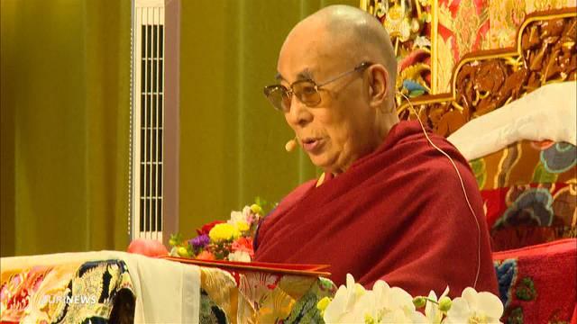 Seit 2005 kein Bundesrats-Empfang für Dalai Lama