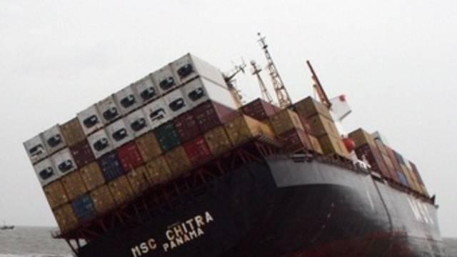 Tanker vor indischer Küste (Archiv)