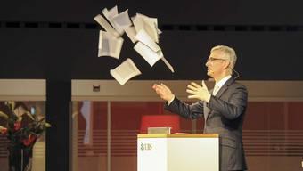 Neujahrsapero der Handelskammer beider Basel