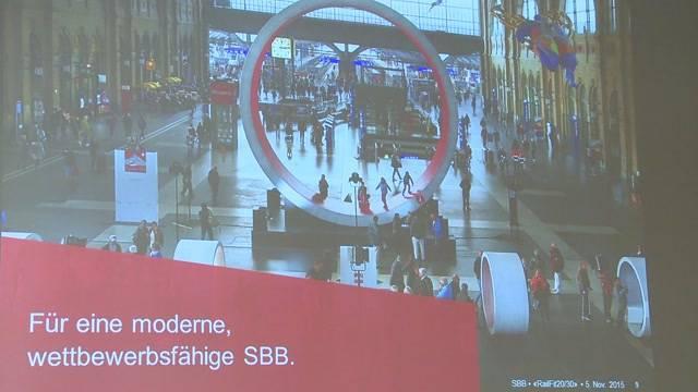 Sparschock bei SBB