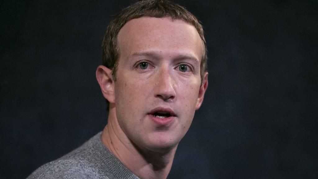 Facebook-Chef nennt Vorwürfe von Ex-Mitarbeiterin «unlogisch»