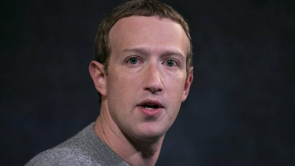 Facebook-Chef Mark Zuckerberg hat Vorwürfe einer ehemaligen Mitarbeiterin zurückgewiesen und als unlogisch bezeichnet. (Archivbild)