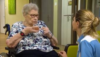 Gesundheitsmagazin CheckUp zum Sterberisiko Hitze: Was Altersheime machen und was im Spital passiert.