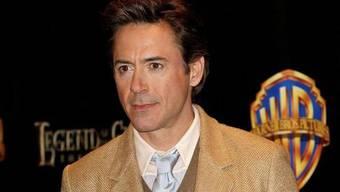Robert Downey Jr. möchte gerne noch einmal Vater werden