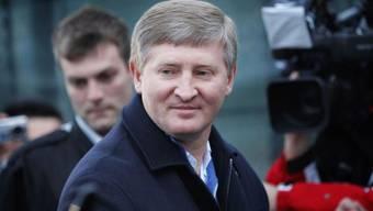 Rinat Achmetov - der reichste Ukrainer (Archiv)