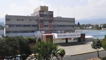 In dieser Haftanstalt in Mexiko City ist Florence Cassez inhaftiert (Archiv)