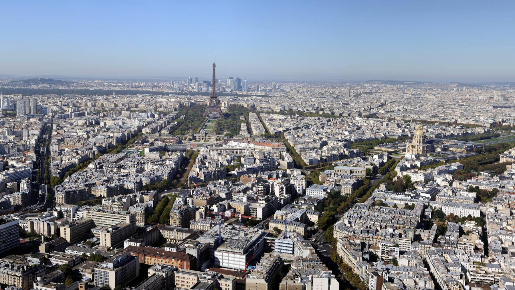 Geiselnahme in Postamt in Paris beendet