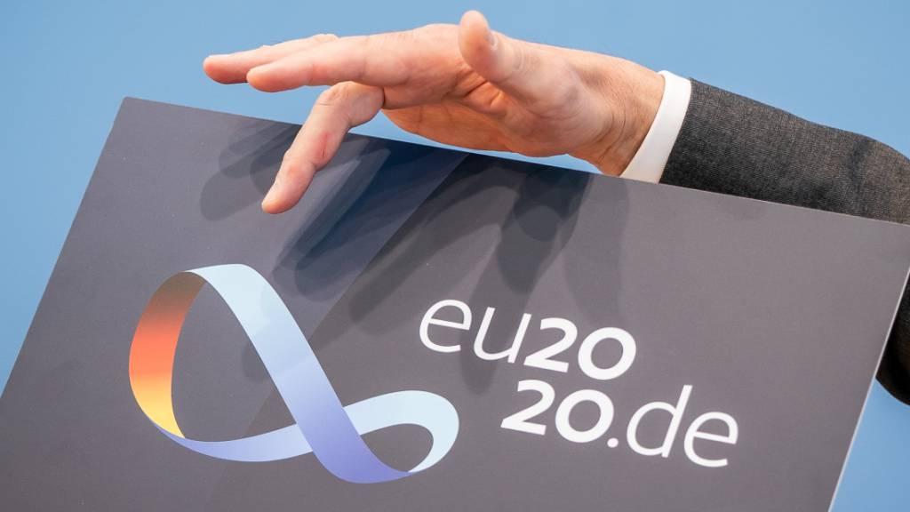 Deutsche Ratspräsidentschaft soll «Europa wieder stark machen»