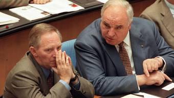 Helmut Kohl - ein Best Of des Kanzlers der Einheit