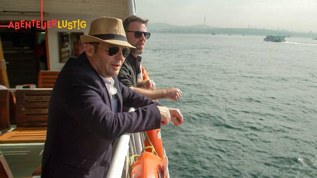 Folge 1 - Istanbul / Teil 4