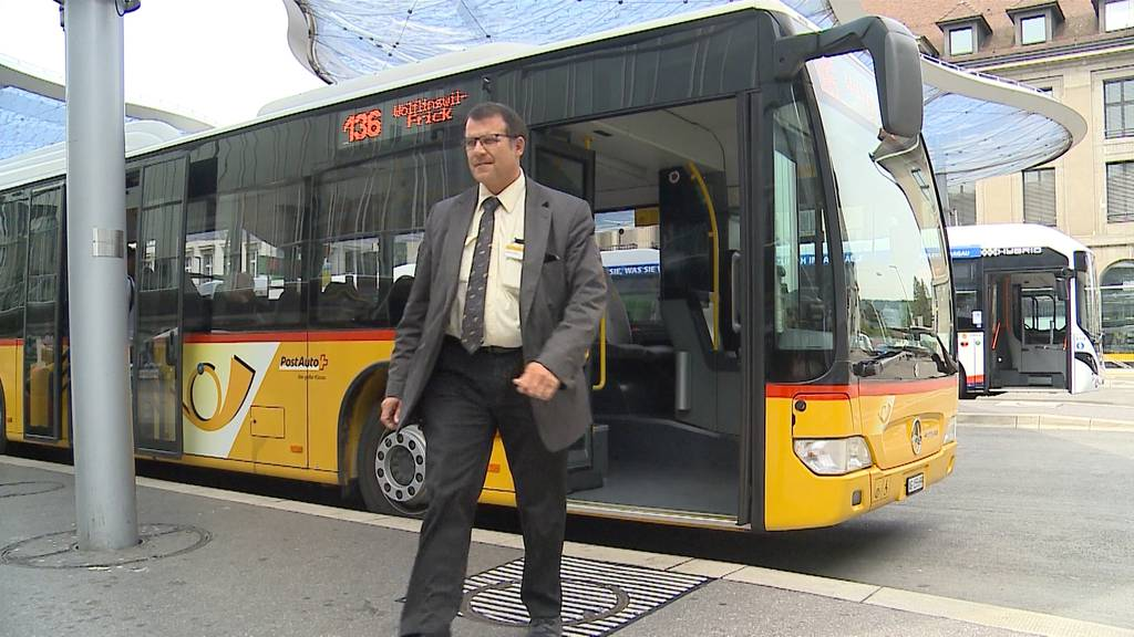 Gewalt gegen Busfahrer nimmt zu
