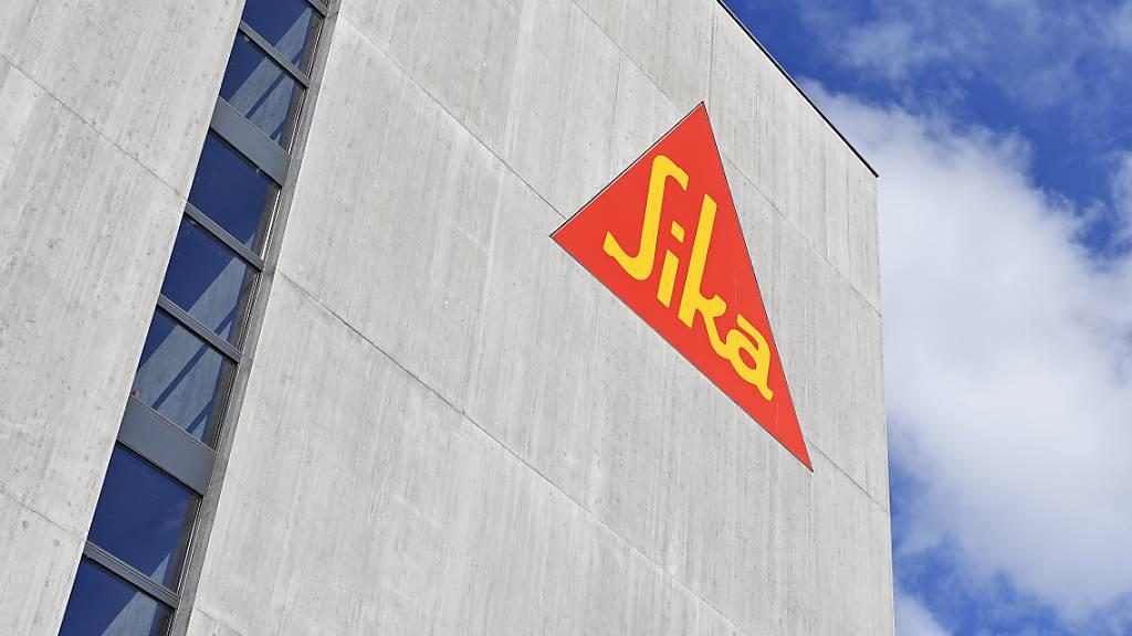 Sika baut neue Produktionsanlage für Baufolien in der Schweiz